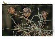 Spanish Moss On Azalea  Carry-all Pouch