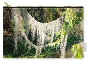 Spanish Moss Over The Swamp Carry-all Pouch