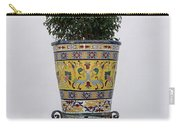 Spanish Planter Carry-all Pouch