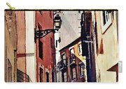 Spanish Town Carry-all Pouch