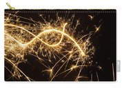 Sparkler In Christmas Carry-all Pouch