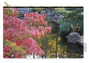 Sparkling Autumn Reflection Carry-all Pouch