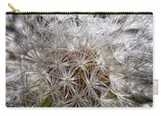 Sparkling Dandelion Carry-all Pouch