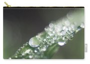 Sparkling Dew Carry-all Pouch