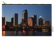 Sparkling Tampa Bay Carry-all Pouch