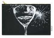 Sparkling Wine  Carry-all Pouch