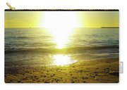 Sparkly Beach Sunset   Carry-all Pouch