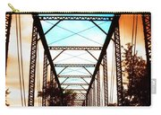 Sparksville Bridge Carry-all Pouch