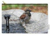 Sparrow Bath Time 9242 Carry-all Pouch