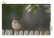 Sparrow In Colonial Williamsburg Carry-all Pouch