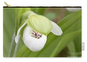 Sparrow's-egg Orchid  Carry-all Pouch
