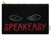 Speakeasy Carry-all Pouch