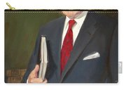 Speakers Of The United States House Of Representatives, Jim Wright, Texas Carry-all Pouch by Celestial Images