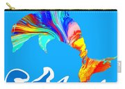 Speaking With Dolphins Carry-all Pouch