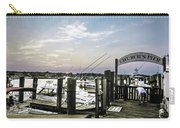 Speared Sunset Over Martha's Vineyard Carry-all Pouch