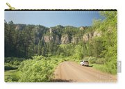 Spearfish Canyon South Dakota Carry-all Pouch