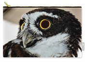 Spectacle Owl Carry-all Pouch
