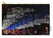 Spectacular Christmas Lighting In Madrid, Spain Carry-all Pouch