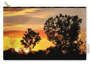 Spectacular Sunset In The Midwest Carry-all Pouch