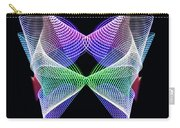 Spectrum Butterfly Carry-all Pouch