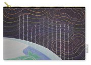 Spectrum Earth Spacescape Carry-all Pouch