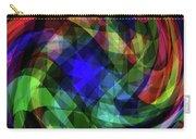 Spectrum Swirls Carry-all Pouch