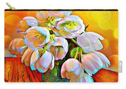Spektrel Flowers Carry-all Pouch