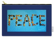 Spelling Peace Carry-all Pouch