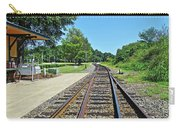 Spencer Railroad Station 2 Carry-all Pouch