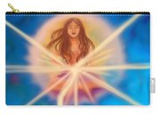 Sphere Of Llight  Carry-all Pouch