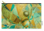 Spheres Of Life's Changes Carry-all Pouch