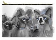 Sphynx Group No 02 Carry-all Pouch
