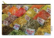 Spice Market In Istanbul Carry-all Pouch