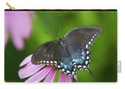 Spice Of Life Butterfly Carry-all Pouch