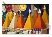 spices of Morocco Carry-all Pouch