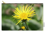 Spider Daisy Carry-all Pouch