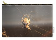 Spider In Wait Carry-all Pouch