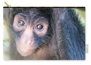 Spider Monkey Vertical View Carry-all Pouch
