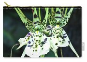 Spider Orchid Brassia Carry-all Pouch
