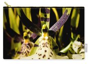 Spider Orchid Carry-all Pouch