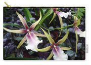 Spider Orchids Carry-all Pouch