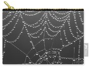 Spider Web Patterns Carry-all Pouch