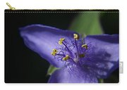 Spider Wort Carry-all Pouch