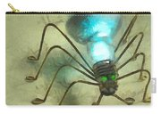 Spiderlamp Carry-all Pouch