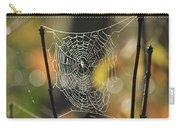 Spider's Creation Carry-all Pouch