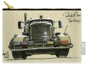 Spielberg's Duel #5 Carry-all Pouch