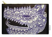 Spike Dragon Carry-all Pouch