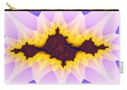 Spikey Flower Carry-all Pouch