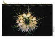 Spiky On Black Carry-all Pouch
