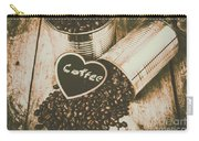 Spilling The Beans Carry-all Pouch